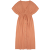 Ammehoela Ammehoela Mom Dress  Coral Dust