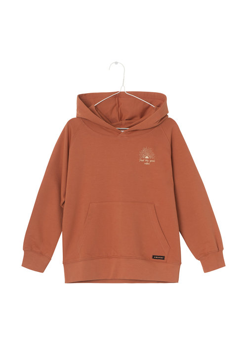 A Monday in Copenhagen A Monday in Copenhagen Vic Hoodie Rust