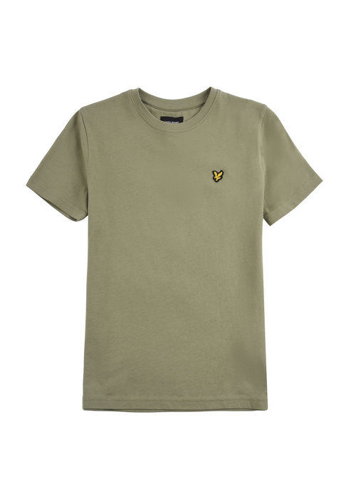 Lyle & Scott Lyle & Scott Classic T-shirt Oil Green