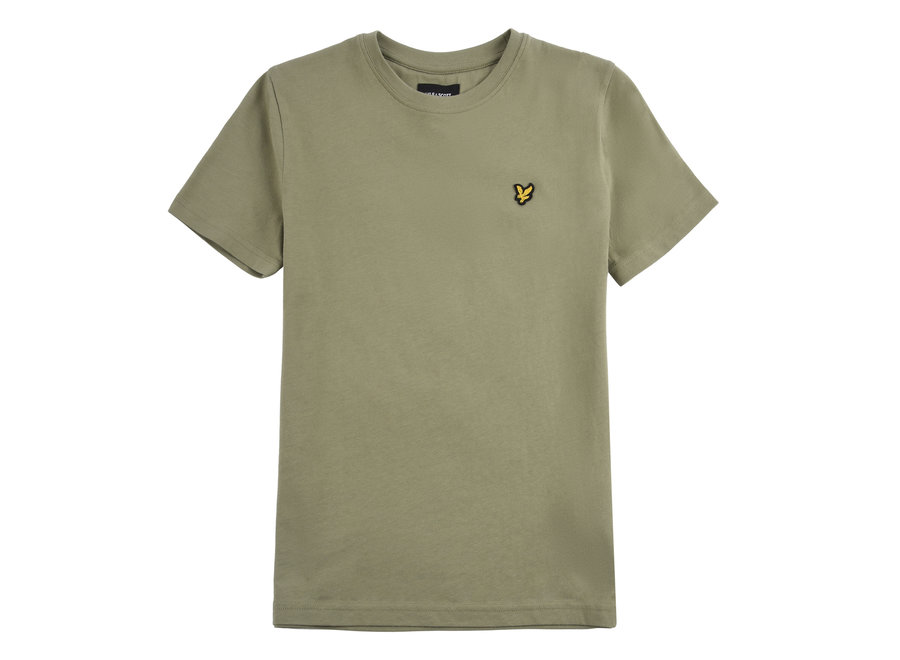 Lyle & Scott Classic T-shirt Oil Green
