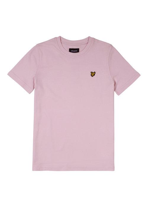 Lyle & Scott Lyle & Scott Classic T-shirt Primrose Pink