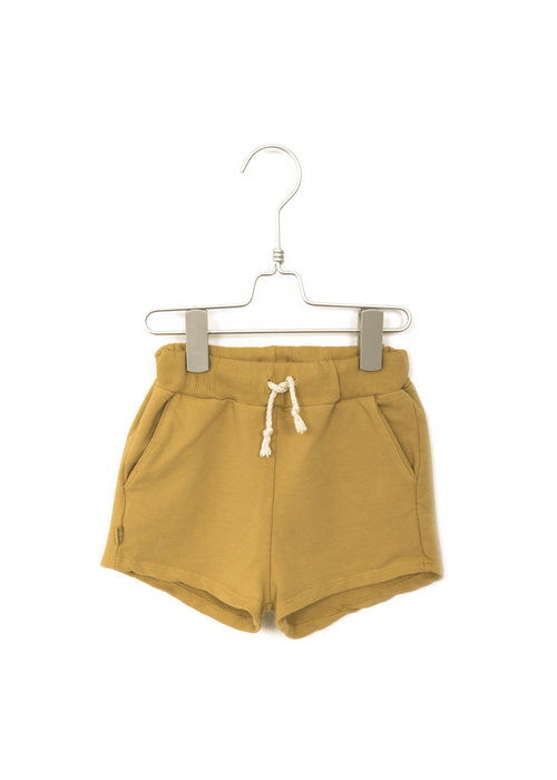Lötiekids Lötiekids Shorts Solid Sun Yellow