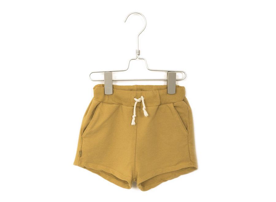 Lötiekids Shorts Solid Sun Yellow