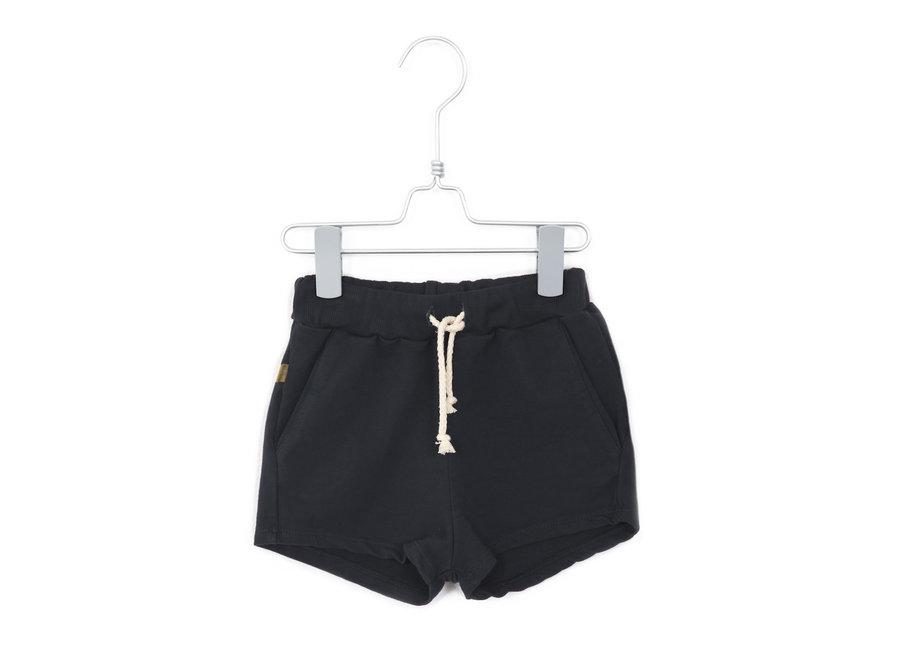 Lötiekids Shorts Solid Charcoal