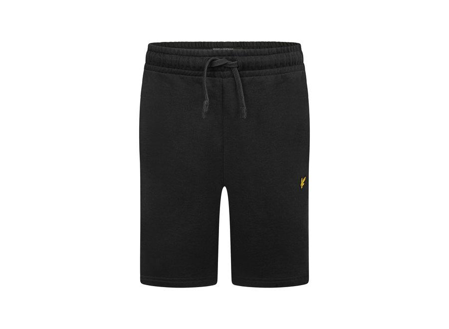 Lyle & Scott Jersey Short True Black