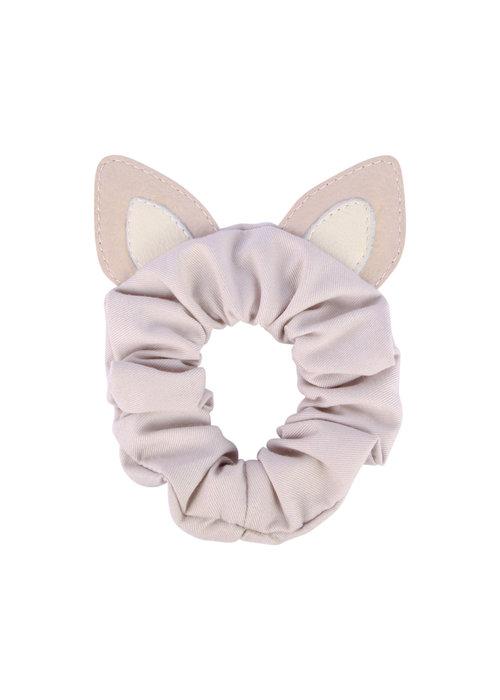 Donsje Donsje Polly Hairscrunchie Cat Lilac Nubuck
