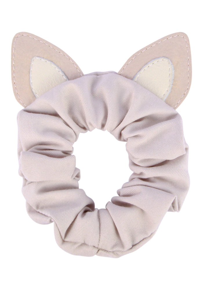 Donsje Polly Hairscrunchie Cat Lilac Nubuck