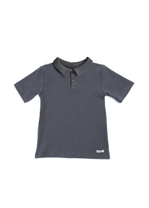 Donsje Donsje Sander Shirt Dark Spruce