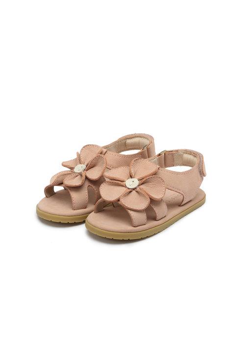 Donsje Donsje Iles Fields  Sandals Coral Betting Leather