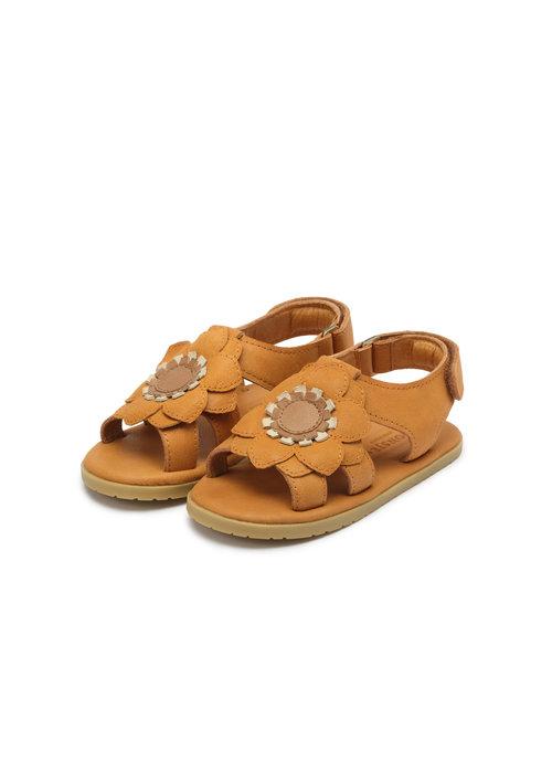 Donsje Donsje Iles Fields Sandals Caramel Leather