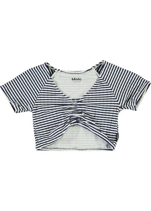 Molo Molo Nelly Navy Stripe