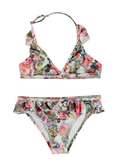 Molo Molo Nele Bikini Sequins Flowers