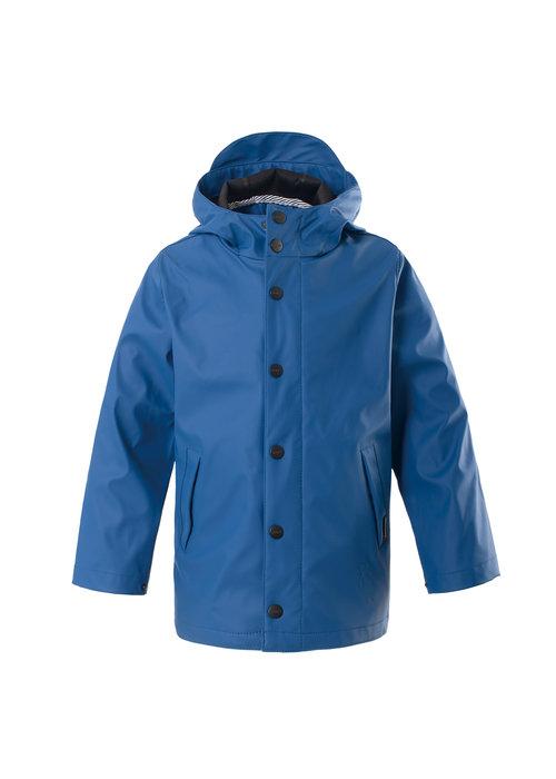 Gosoaky Gosoaky Unisex Unlined Raincoat Elephant Man Dark Blue