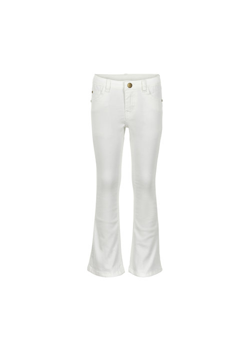 The New The New Flared Jeans Cloud Dancer