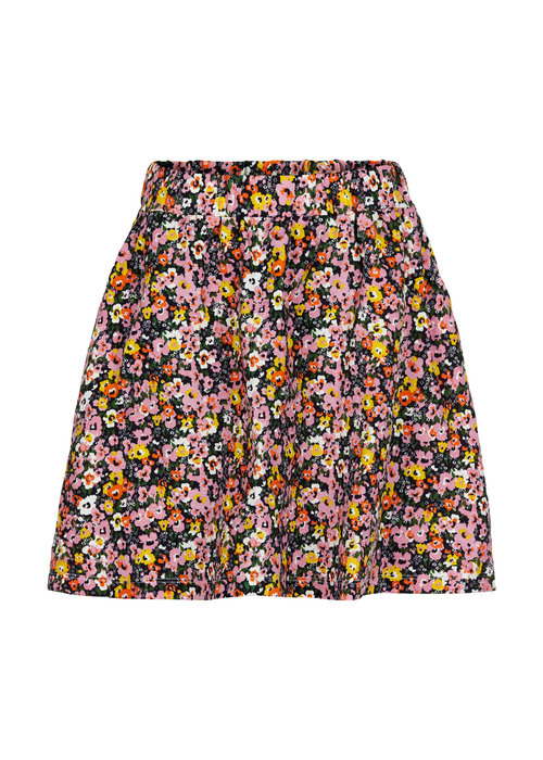 The New The New Try Skirt Floral AOP