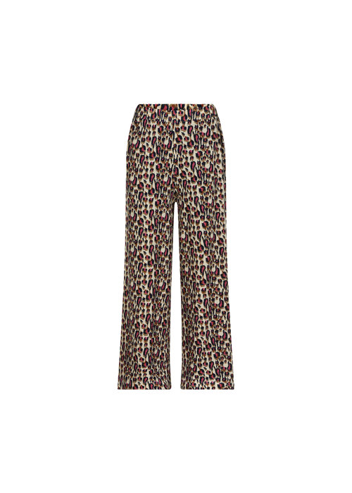 The New The New Trinity Wide Pants Leopard