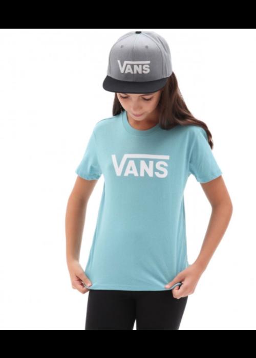 VANS Vans Flying Crew Neck Tee Delphinium Blue