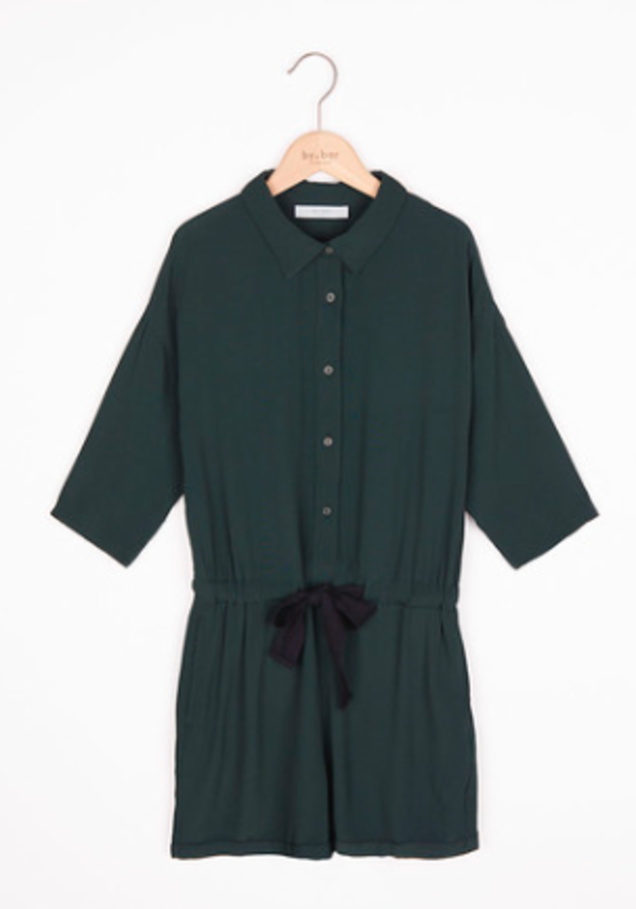 BY-BAR Mimi Short Suit Vintage Green