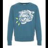 AO76 AO76 c-neck Sweater Tiger Laguna