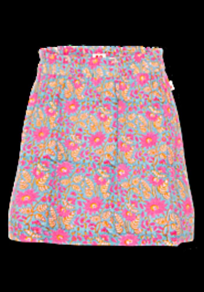 AO76 Paula Flower Skirt Pink
