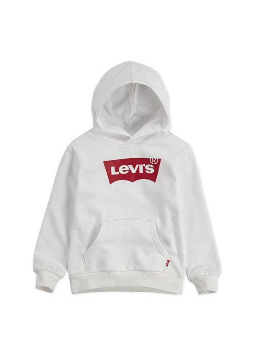 LEVI'S Levi's Pull-Over Hoody White