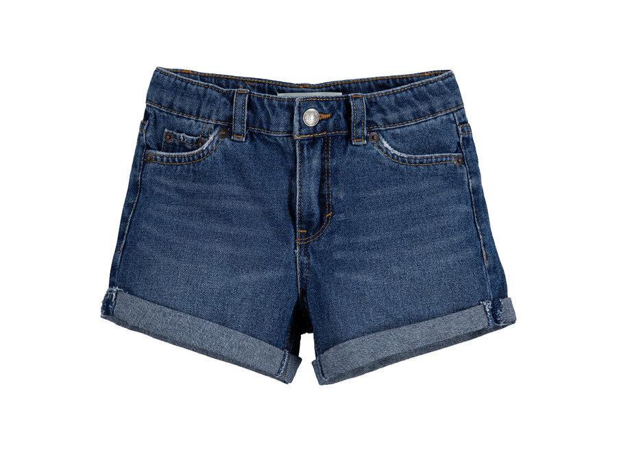Levi's Denim Shorty Shorts Evie