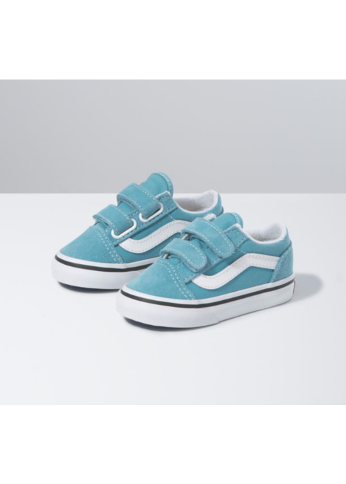 VANS VANS Old Skool Toddler Delphinium Blue/True White