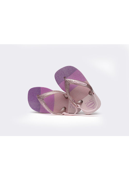 Havaianas Havaianas Baby Palette Glow Candy Pink