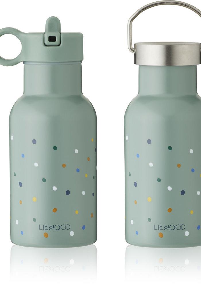 Liewood Anker Water Bottle Confetti Peppermint Mix