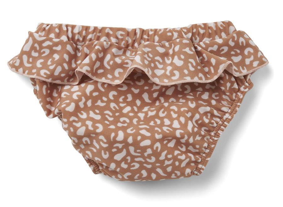 Liewood Elise Baby Swim Pants Mini Leo Tuscany Rosee