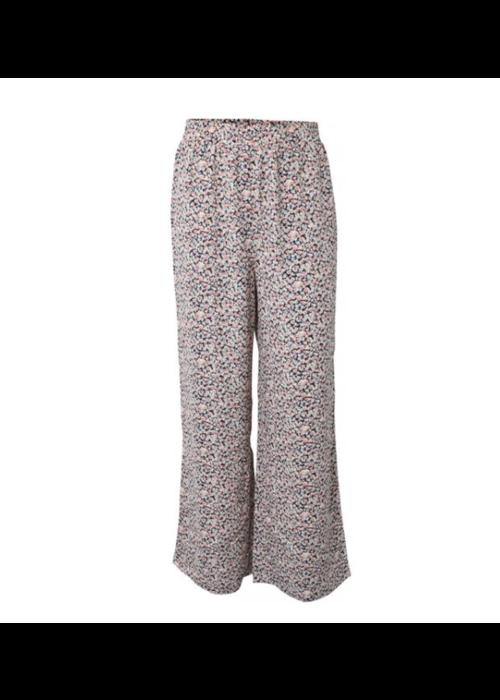HOUND HOUND Wide Pants Flower Print