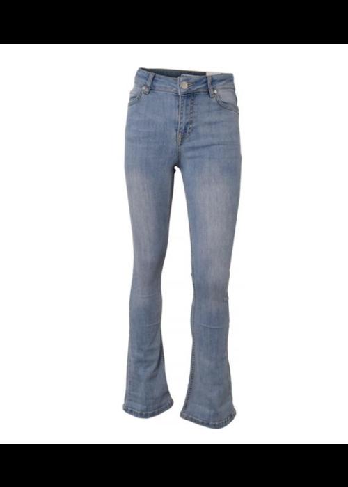 HOUND HOUND Bootcut Jeans Medium Blue Used