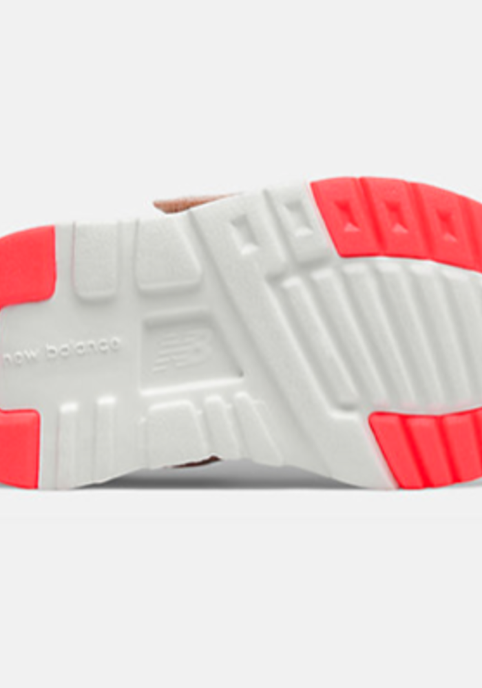 New Balance Sneaker Rose Water/White Mint Velcro