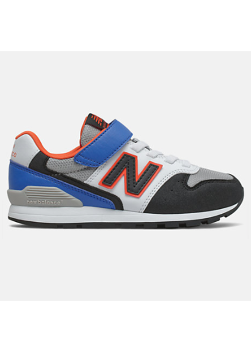 New Balance New Balance Sneaker Captain Blue/Orange Velcro