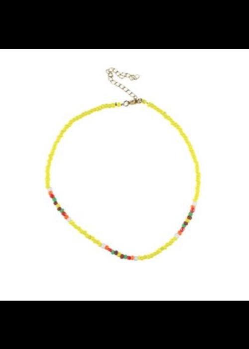 PiuPiuChick PiuPiuChick Necklace Yellow