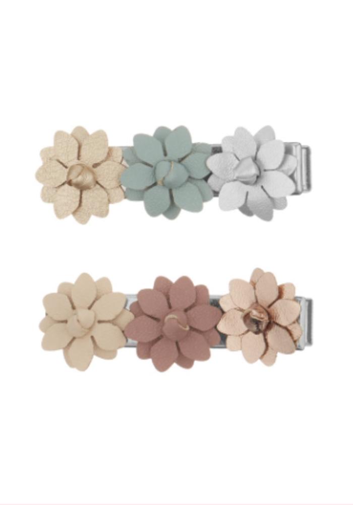 Mimi & Lula Bloom Floral Clips