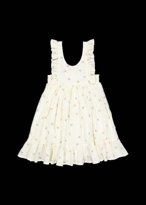 MarMar MarMar Danita Frill Dress Poppy