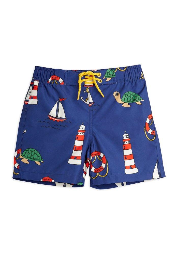 Mini Rodini Turtle Float Swim Shorts
