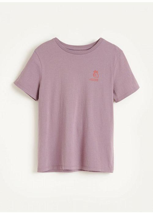 Bellerose Bellerose T-Shirt Kenny Nymphae