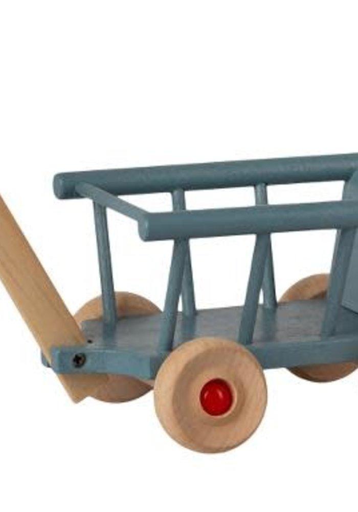 Maileg Wagon Blue