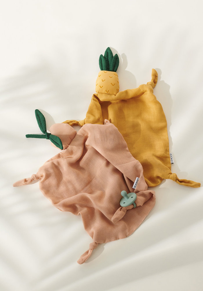 Liewood Agnete Cuddle Cloth Peach Peach