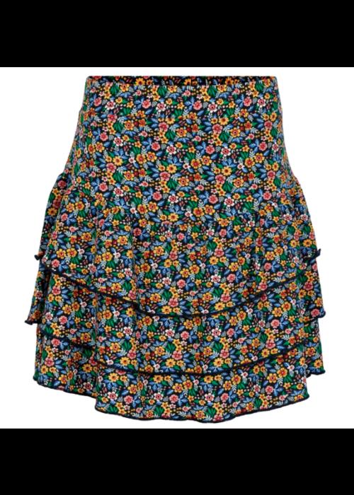 The New The New Ully Skirt Navy Blazer