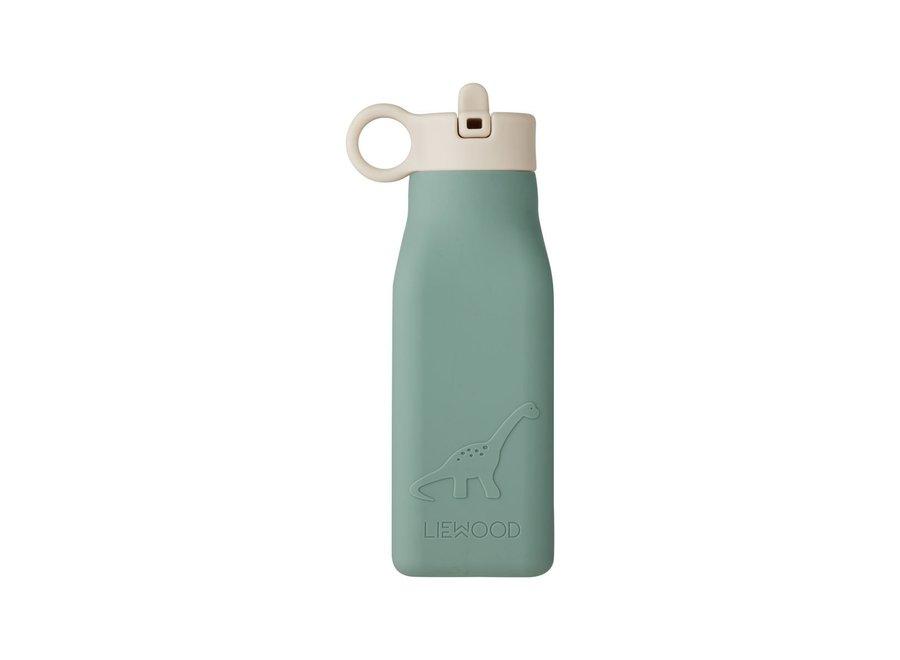 Liewood Warren Bottle Dino Peppermint