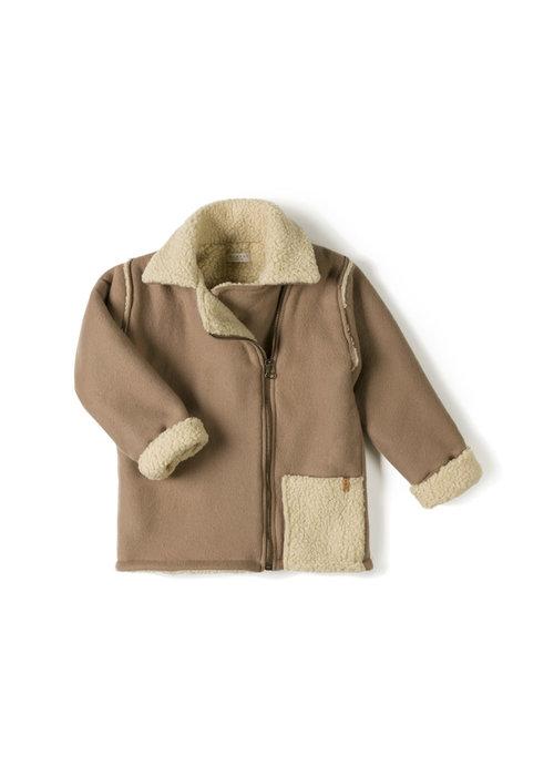 Nixnut Nixnut Bicker Jacket Choco