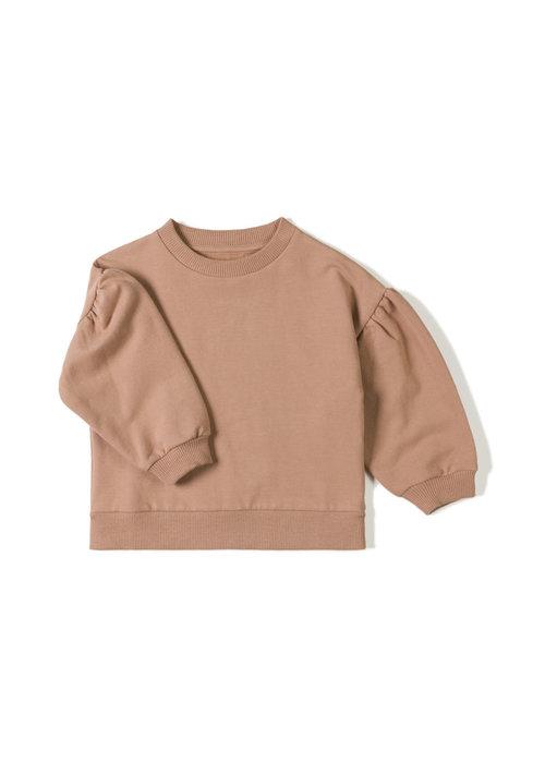 Nixnut Nixnut Lux Sweater Rose