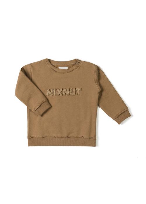 Nixnut Nixnut Nix Sweater Toffee