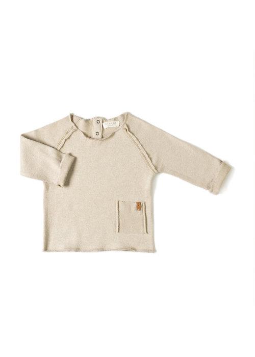 Nixnut Nixnut Raw Shirt Dust