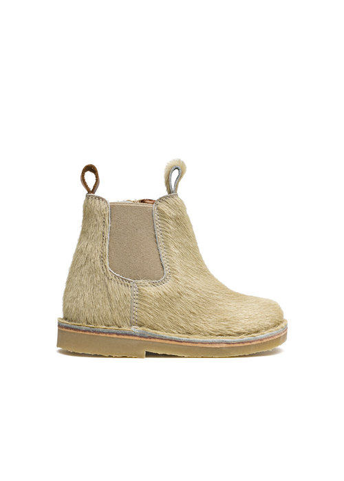 Nixnut Nixnut Chelsea Boots Beige