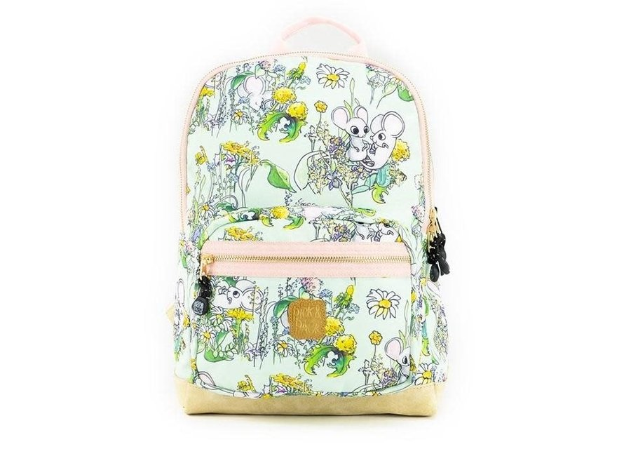 Pick&Pack Mice Backpack Aqua M