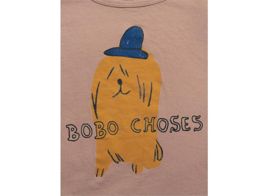 Bobo Choses Dog In A Hat longsleeve T-shirt